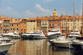 Photograph of St Tropez