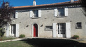 3 Bed. House, Near CHASSENEUIL in Charente