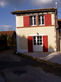 2 Bed. House, Near Chasseneuil area; in Charente